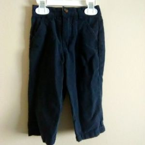 5/$10 The children place baby boy dark blue pants
